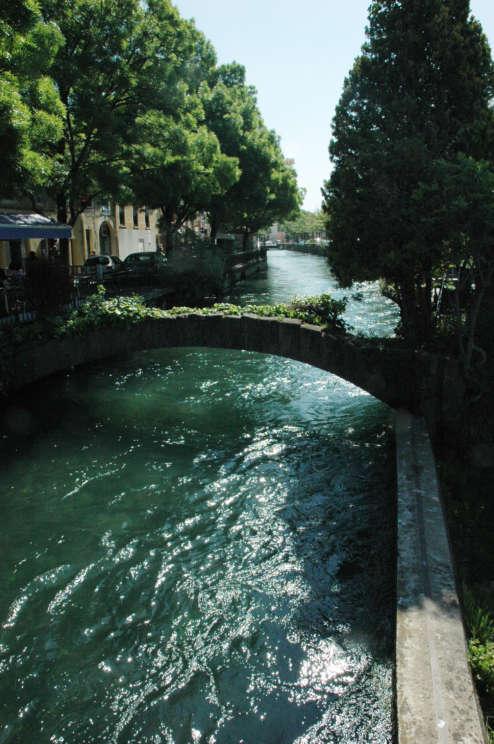 Canal Isle sur la Sorgue