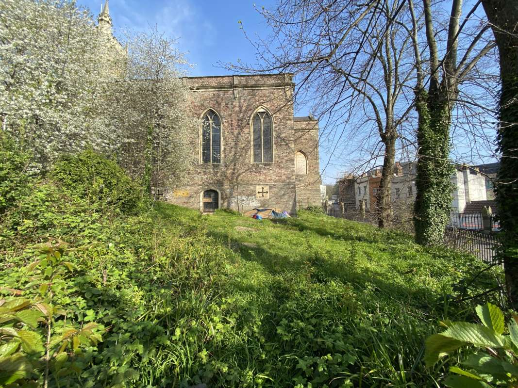 Site Photo Church Building