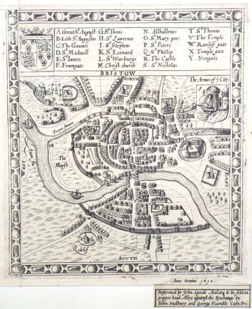 Old Map 1610