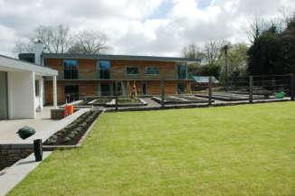 Construction Lawn