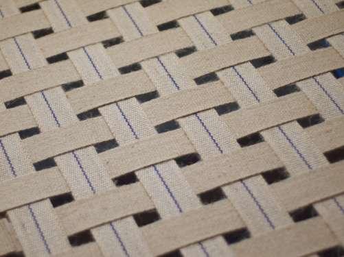 Footstool detail